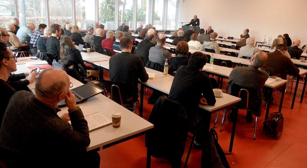 Reges Interesse fand die von der Deutsch-Polnischen Gesellschaft der Bundesrepublik Deutschland angeregte Tagung.Fotos: Karl Forster