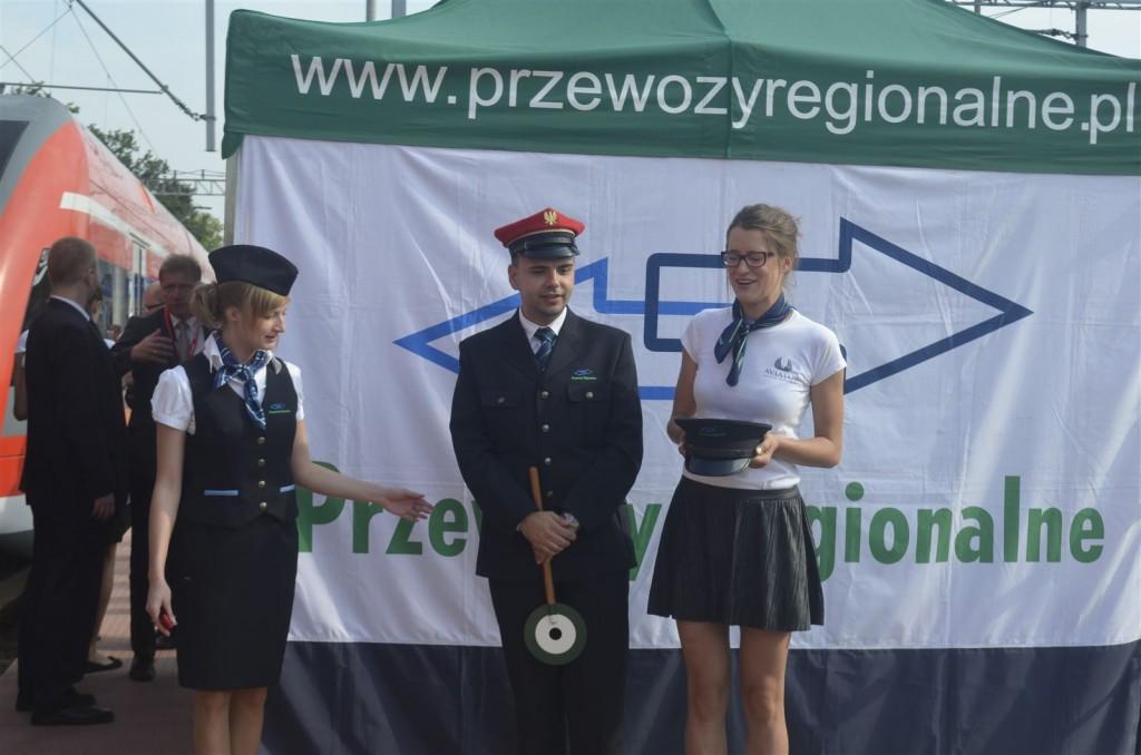 Przewozy Regionalne, das polnische Gegenstück zur deutschen DB Regio.