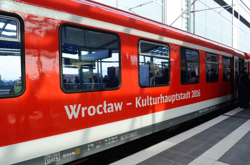 Kulturzug Berlin-Wrocław
