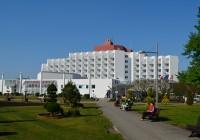 Hotel Amber Baltic ViennaHouse feiert im Juli 2016 sein 25jähriges Bestehen. Doch das merkt man dem gur geführten Hotel nicht an.